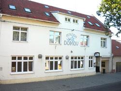 Budova Domov